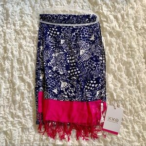 Women's upstream scarf Lilly Pulitzer for Target